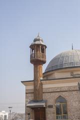 anatolian seljuq Architecture Wooden minaret