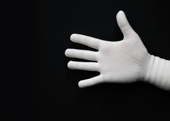 Black background, close up hands, cupped hands, empty hand, hand, hand man,