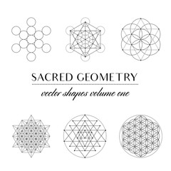 Sacred Geometry Volume One