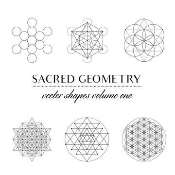 Sacred Geometry Volume One