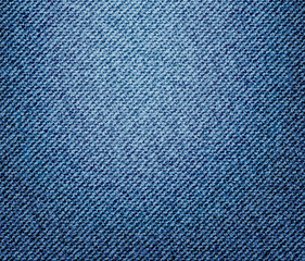 Realistic jeans texture