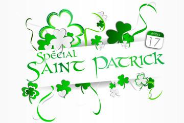 Special St Patrick - spécial saint Patrick - 17mars