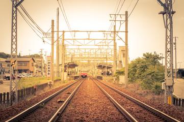 Railrway.Vintage style