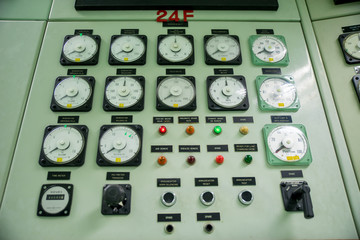 Guage Meter & Switching