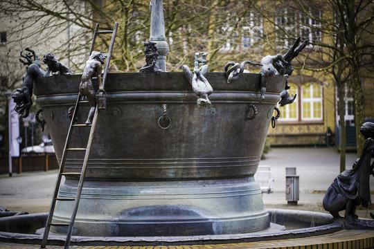 Faunbrunnen (Magdeburg)