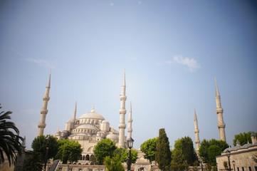 トルコのブルーモスク(Sultanahmet mosque, Turkey)