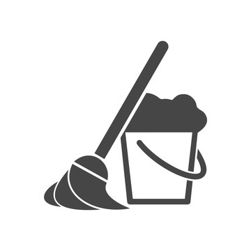 Cleaning Icon Set - Illustration