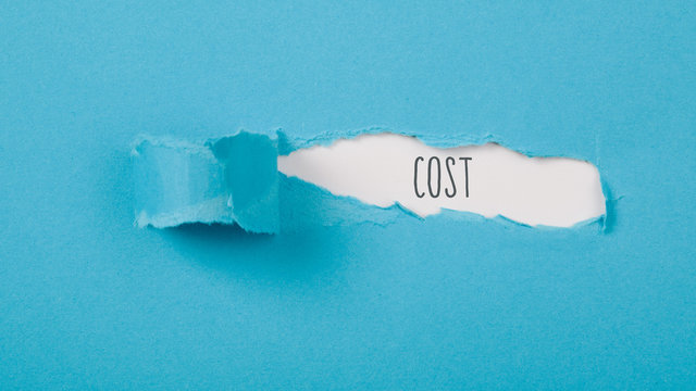 Hidden cost revealed behind ripped paper