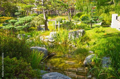 Jardin japonais japanese garden of monte carlo monaco for Jardin japonais monaco