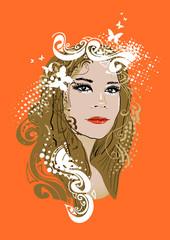 Beautiful Woman poster