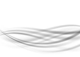abstract swoosh wave pencil black and white smooth floating
