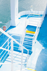 Ferry Boat Detail
