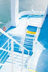 Ferry Boat Detail