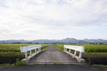 countryside at Shimane, Japan