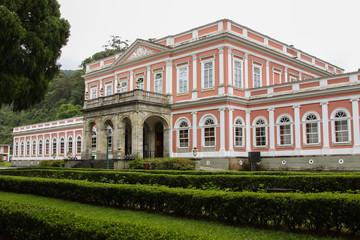 Palacio Imperial, Petropolis, Brazil