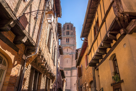 Centre-ville d'Albi, Tarn