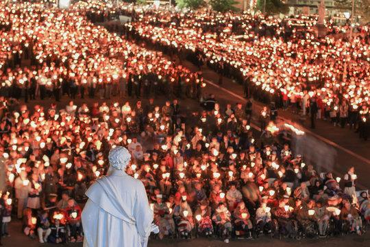 Pilgrimage to Lourdes
