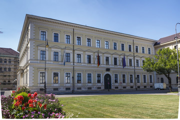 Bavarian Ministry of the Interior, Structures and Transport in Munich, Germany, 2015