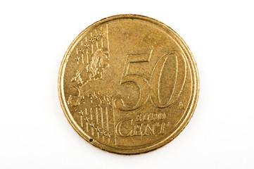 50 euros cents