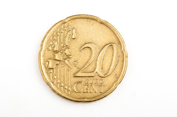 20 Euro cents
