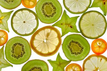Fruchtscheiben