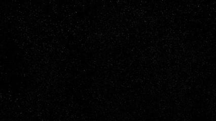 dark night sky with beautiful sparkling stars