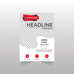 Annual Report , Cover design , Brochure , flyer , headline