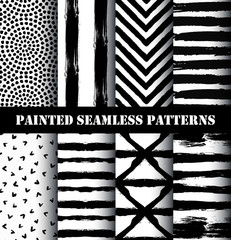 Painted Pattern Set