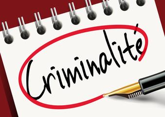 Criminalité - Crime - Drogue - Terrorisme - Violence