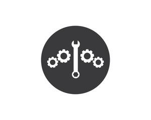 Automotive setting logo