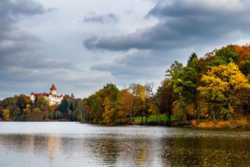 Chateau Konopiste, Central Bohemia, Czech Republic