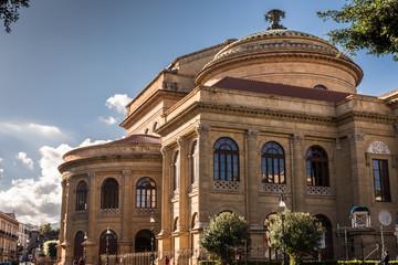 Palermo,Massimo Vittorio Emanuele theater