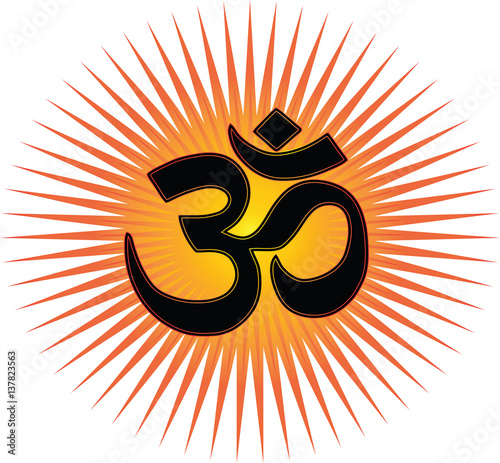 quotthe most important symbol in hinduism om transparent