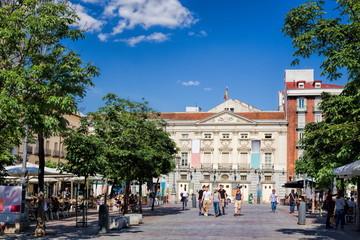 Madrid, Santa Ana