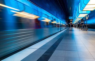 U-Bahnstation Hamburg Hafencity Universität
