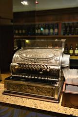 vieille caisse enregistreuse