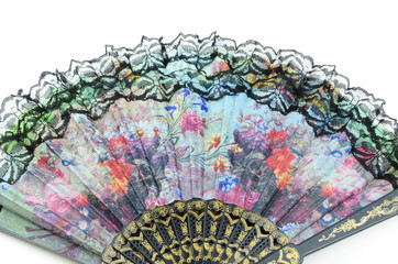 Chinese hand fan....