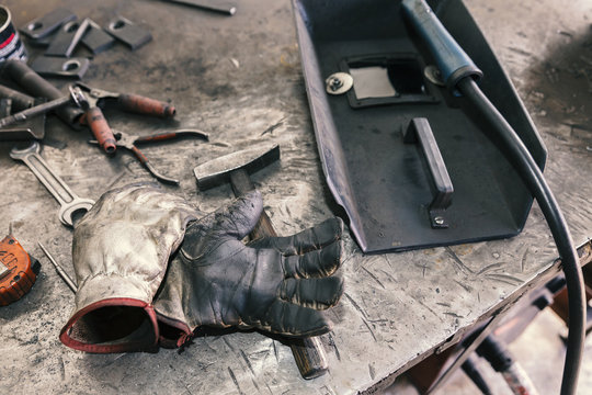 welding equipment and tools