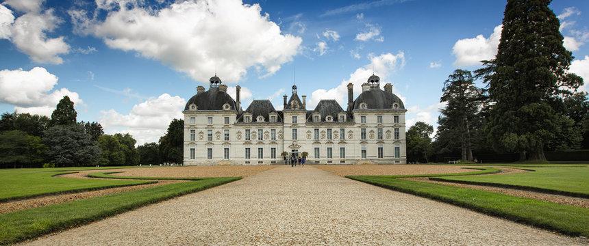 Chateau de Cheverny, Loire Valley, France
