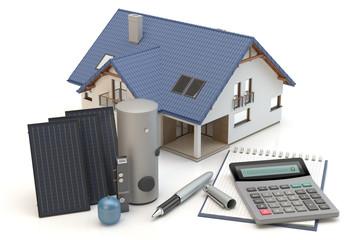 Solar panel investment