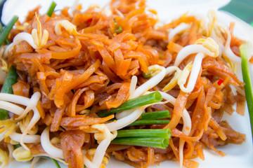 Asian food Pad Thai