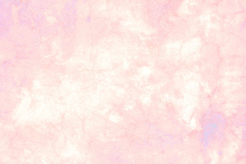 Marble pastel background in pink