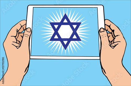 The Most Important Symbol In The Religion Of Judaism The Sun Star