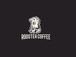 rooster coffe logo