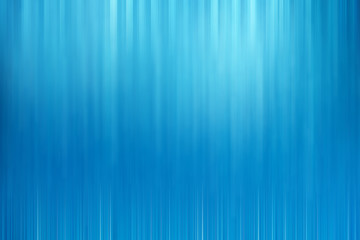 blue abstract background with motion speed lines and space for text or design