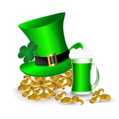 Greeting Card St. Patrick