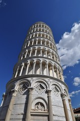 Pisa, home of the famous Leaning Tower