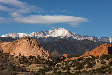 Colorado redrock