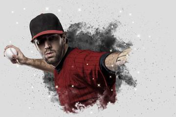 Fotomurales - Baseball Player