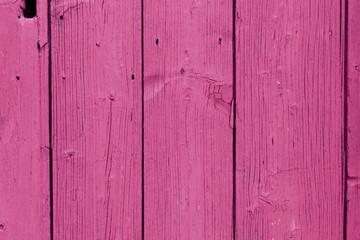 Sfondo in legno di colore rosa